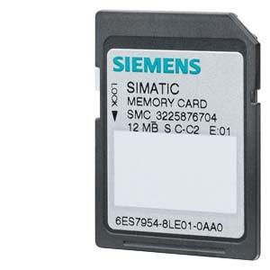 SIMATIC S7 Memory Card